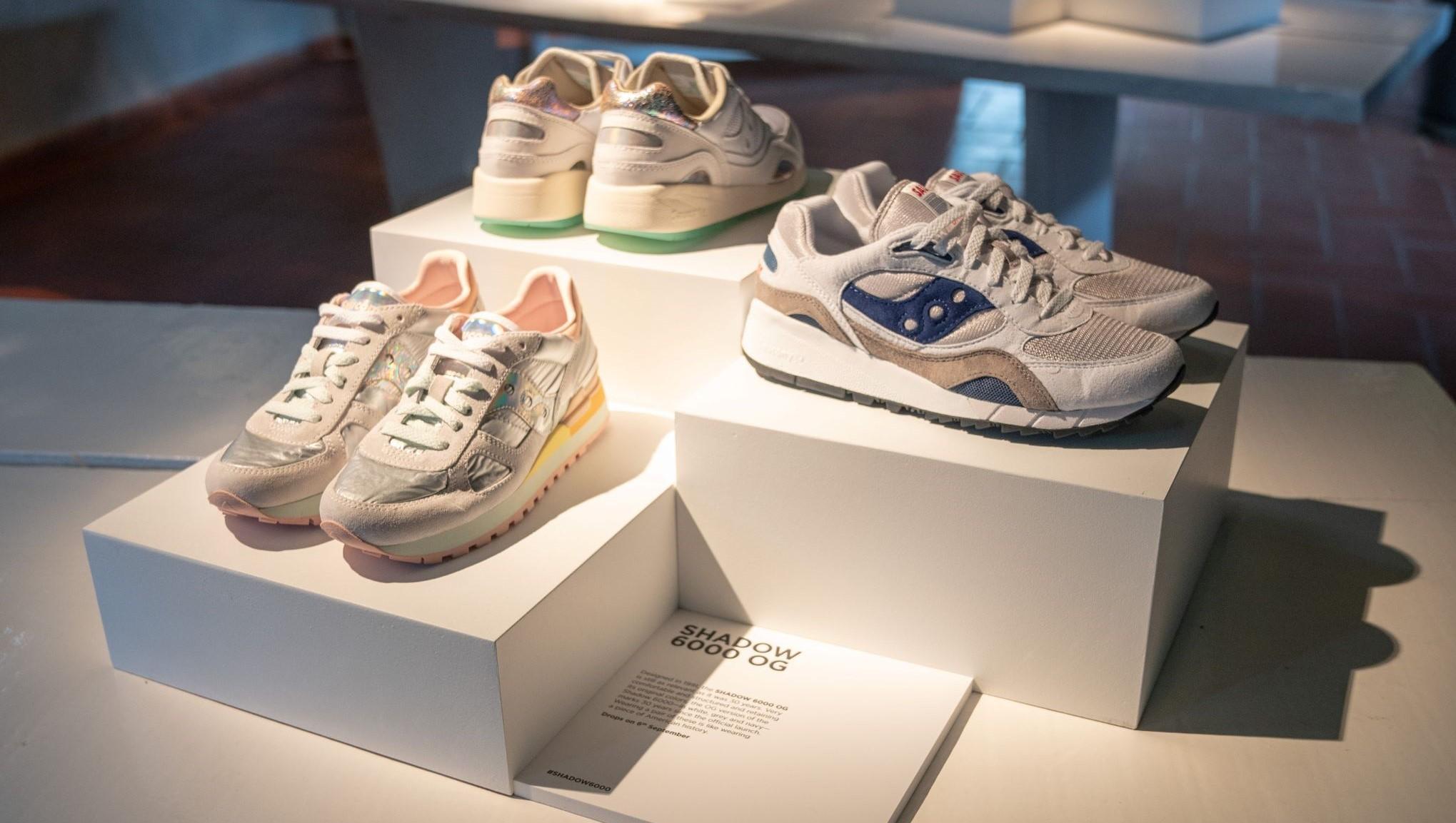 Saucony Originals celebra i suoi 30 anni con un mega evento durante la Milano Design Week