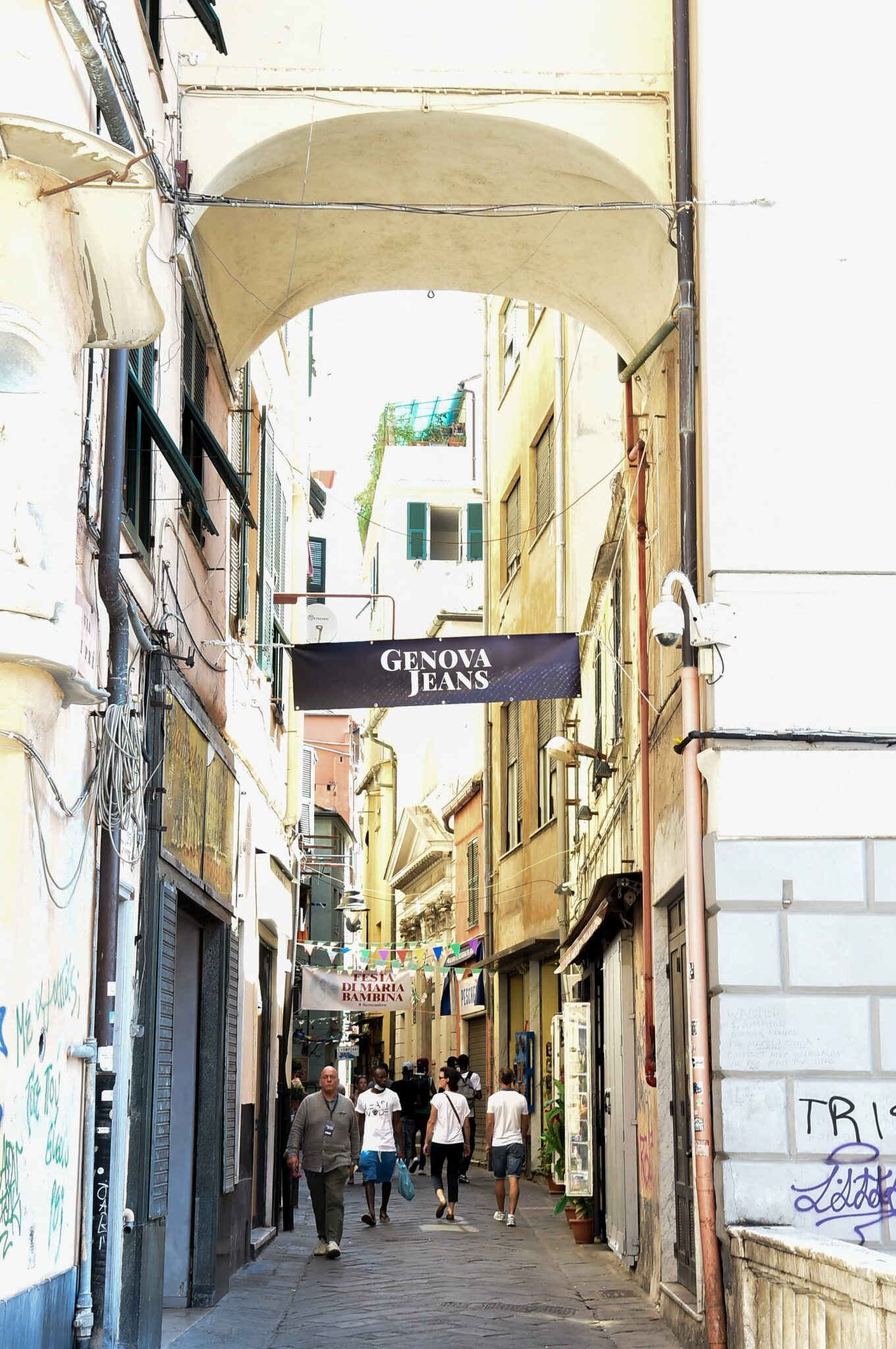 GenovaJeans inaugura l'evento dedicato al Jeans, la sua storia e l'innovazione per il futuro