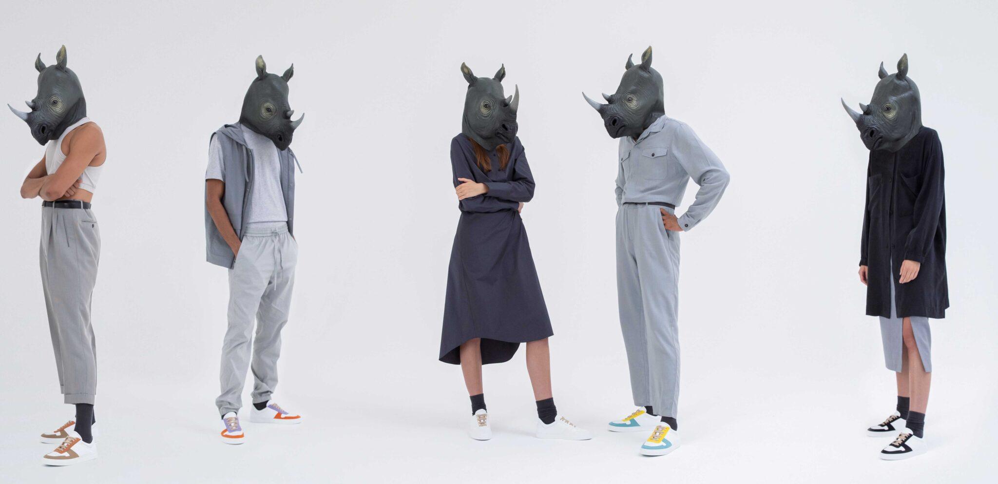 YATAY, le scarpe 100% vegane presenta le Irori Rhino