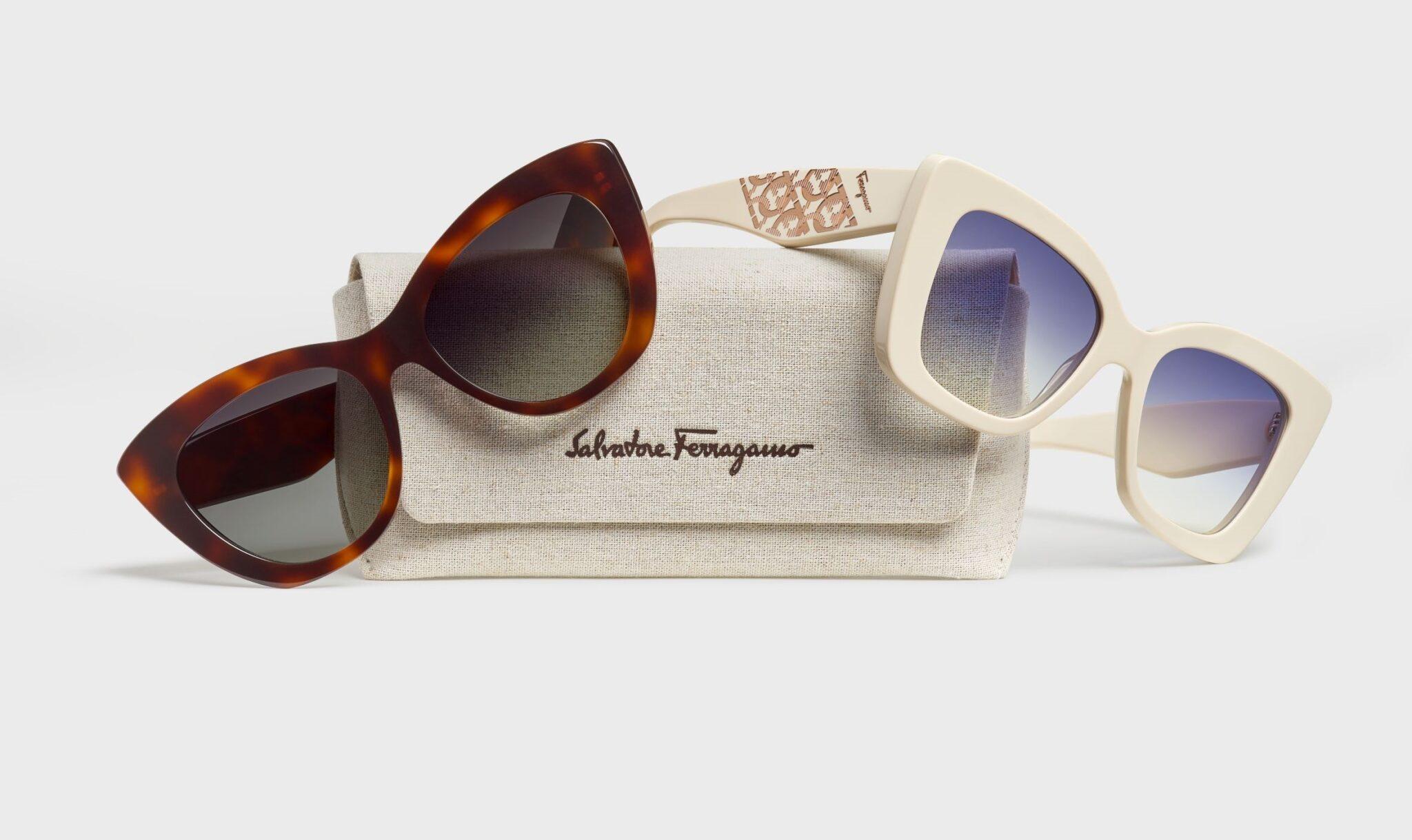 Salvatore Ferragamo, il debutto degli occhiali da sole etici