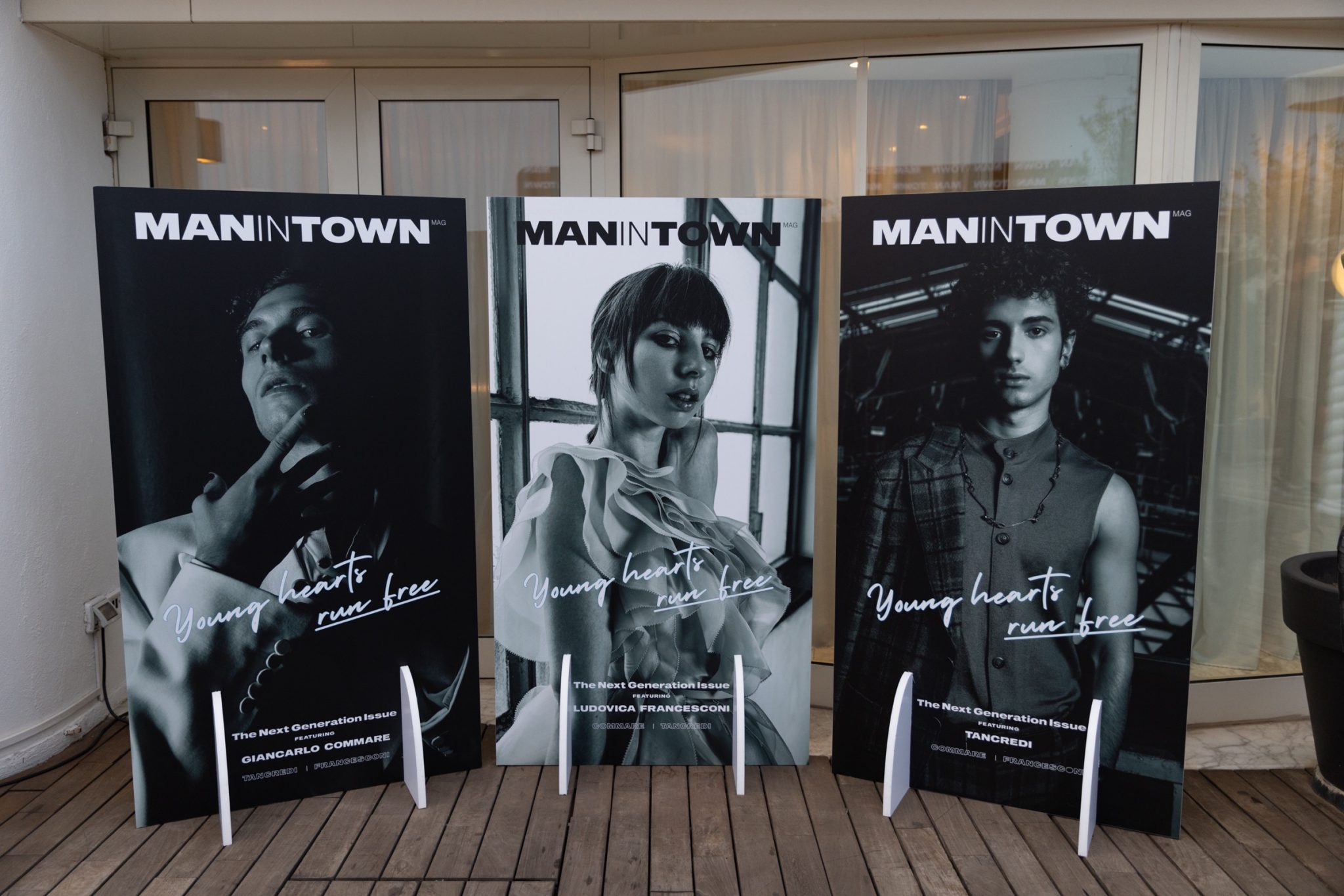 The new face of MANINTOWN