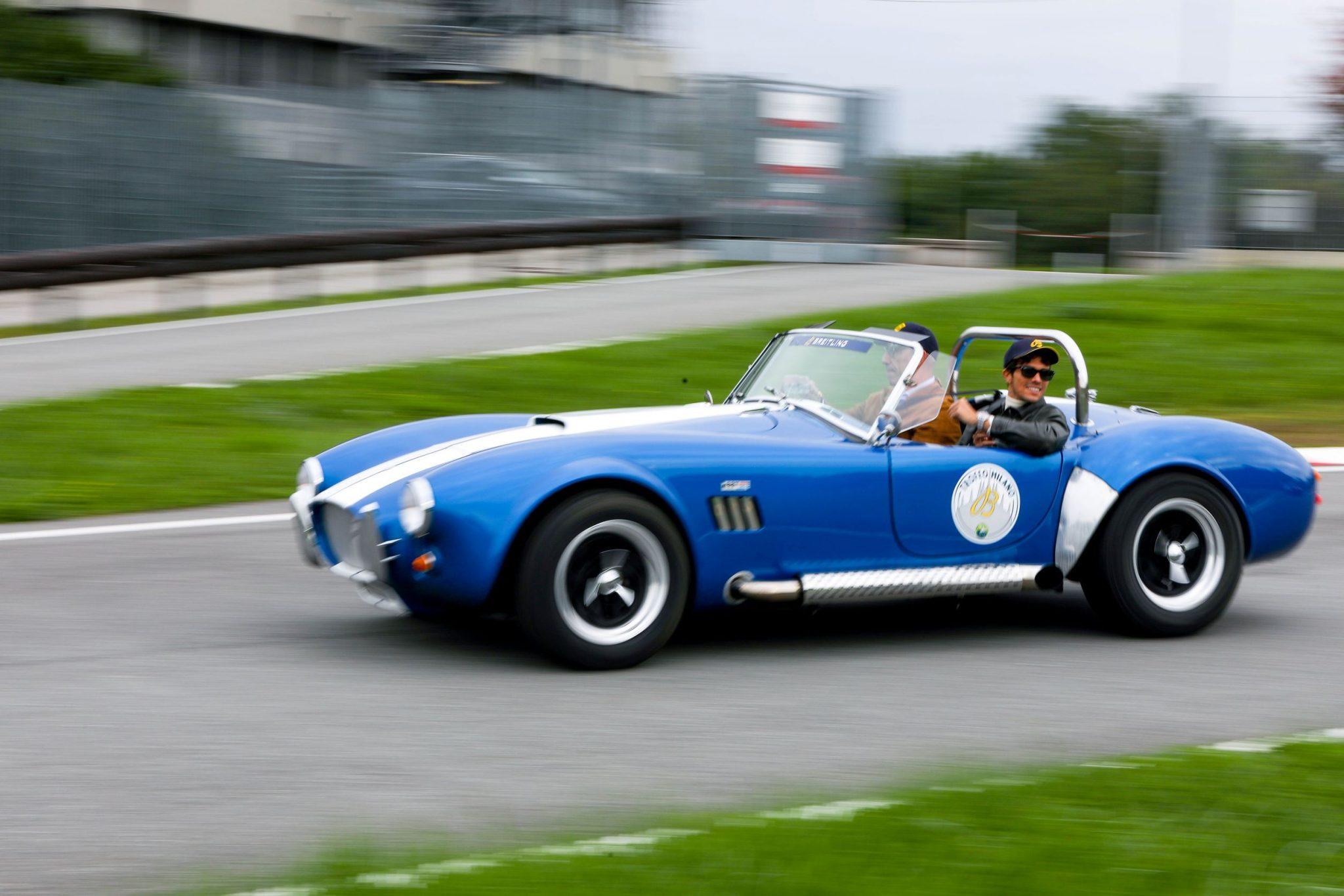 Breitling accende ancora una volta i motori delle auto storiche del Trofeo Milano